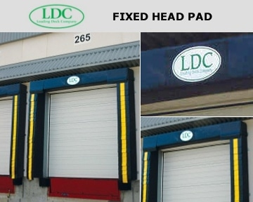 Fixed Head Dock Seal