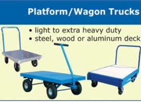 Platform Wagon Truck