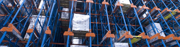 konstant structural pallet racking