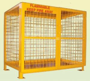 Propane Storage Container