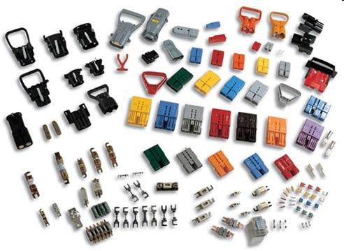 Battery Connectors - Fuses