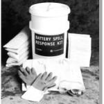 Battery Emergency Response Kit - Compact