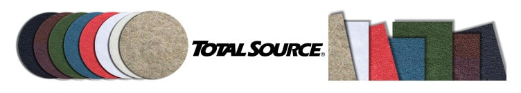 Totalsource cleaning pads