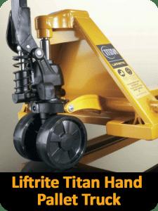 Titan Series Pallet Trucks