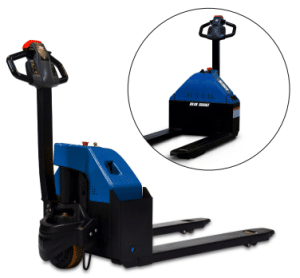 Blue Giant EPJ-30 Powered Pallet Truck
