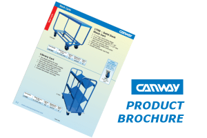 Canway stock carts brochure