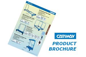 Canway wheel cart brochure