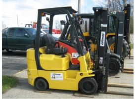 Used Forklift - Hyundai 01-U6740