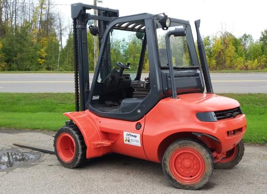 Used Forklift - Linde