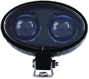 LED Blue Spotlight