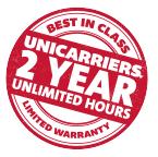 Unicarriers Forklifts Warranty