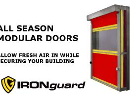 Ironguard door feature icon