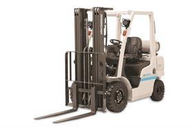 UniCarriers New Platinum Forklift
