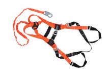 Lanyard harness combo