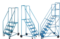 Industrial Rolling Ladders