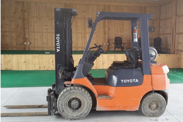 Used Forklift - Toyota - 7FGU20