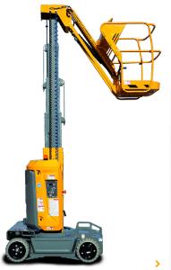 Haulotte - Aerial Lift Platform