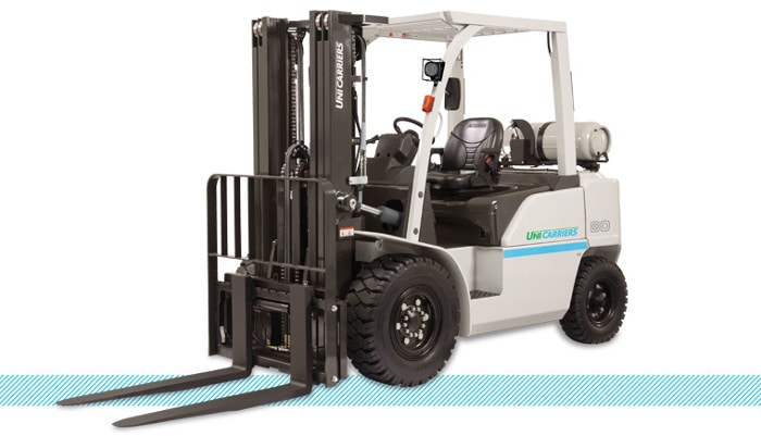 Unicarriers G04 series Forklifts