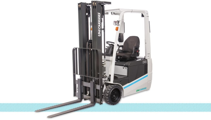 Unicarriers TX Electric Forklift