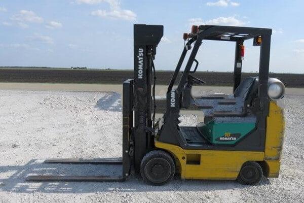FG18ST-16 Used Forklift