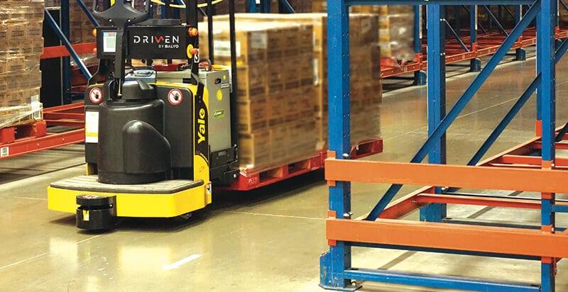 Intelligent Forklift