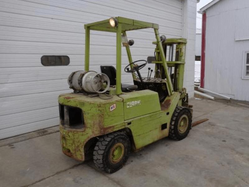 Clark C500Y50 Used Forklift