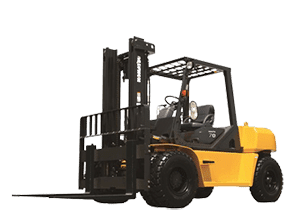Komatsu DX50 series Forklifts