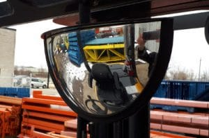 LiuGong New Forklift Mirror