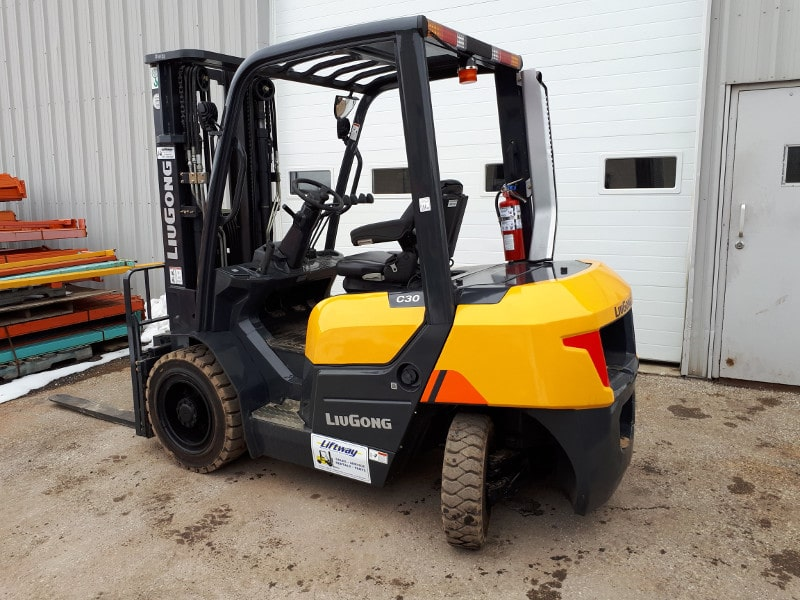 LiuGong New Forklift CLG2030H-3