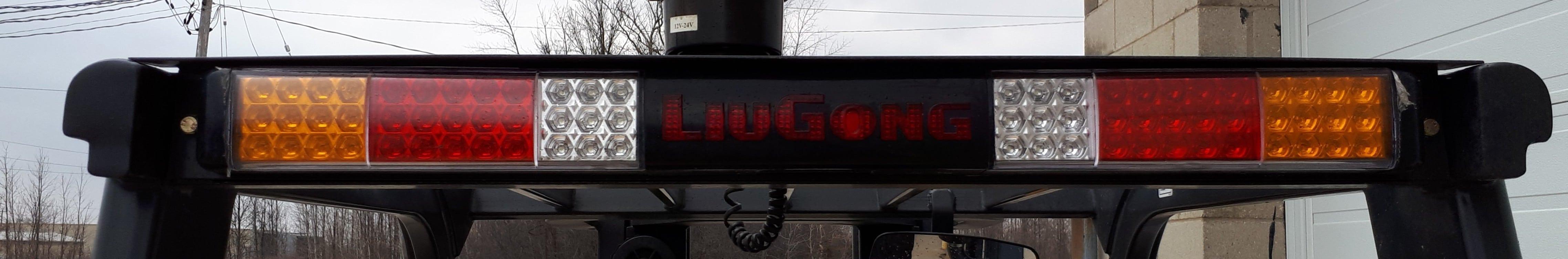 Liu Gong Forklift Rear Light