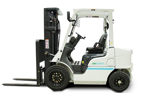 Unicarriers Diesel Forklift