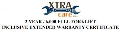 Liugong Warranty