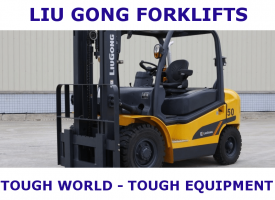 Liu Gong Forklifts