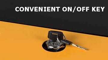 Pallet Truck - On-off key