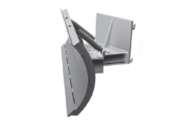 Snow Plow - Carriage Mount