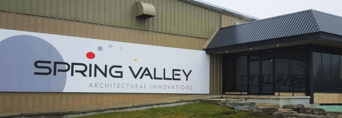 Spring Valley - Building