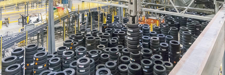 Canadian Tire - Bulk Handling
