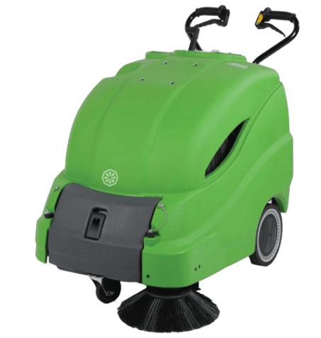 Vacuum Sweeper - Walk Behind - Model 512