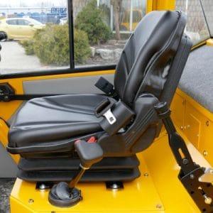 laborer forklift seat assembly