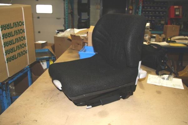 Grammer MSG20 Cloth Seat Assembly