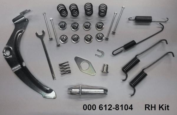 Wheel brake kit - toyota