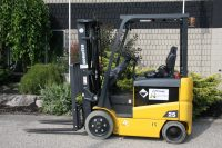 Komatsu FB25SHU-6 Electric Forklift