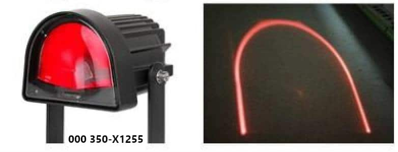 Red Halo Safety Light