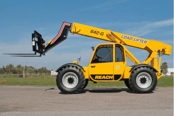 New Forklift | N548LOAD LIFTER – 842-H8,000 lb Capacity | 42′ Boom