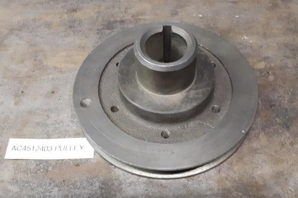 A.C. 4512403 crank pulley