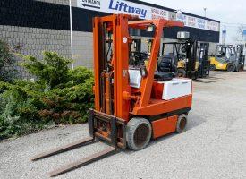 Used Forklift - Toyota - 2FBCA25