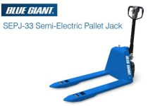Blue Giant - SEPJ33 Semi Electric Pallet Truck