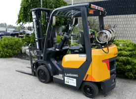 Liugong CLG2025G-C Cushion Tire Forklift