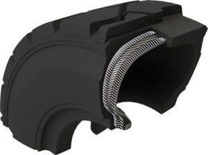 Solideal Pneumatic Tire