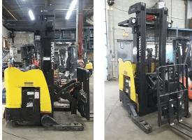 Used Hyundai 18BRP-7 Forklift